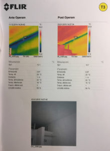 ispezioni termografiche a rom